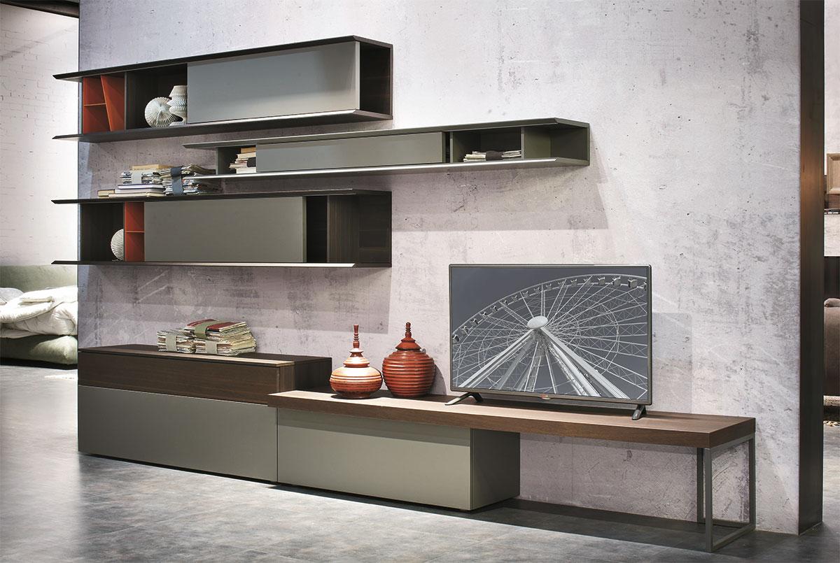 модульная мебель для гостиной москва Tomasella C136