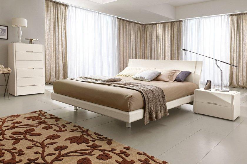 итальянские спальни белые 83 от производителя Napol